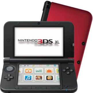 3ds XL cfw paris