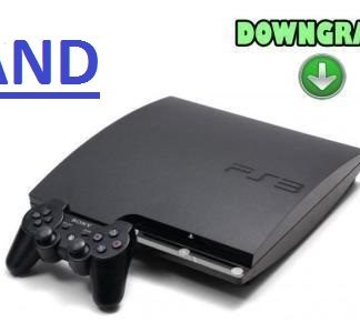 downgrade nand ps3
