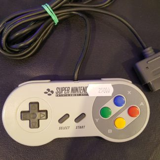 Manette snes occasion