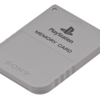 carte mémoire Ps1