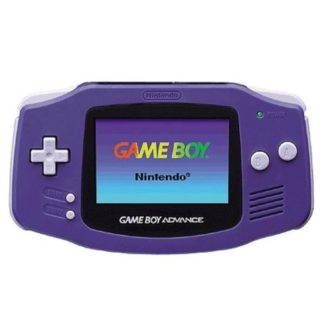 Console gba Game Boy Advance