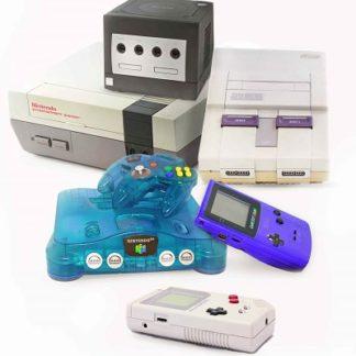 Consoles Retro