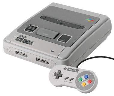 Super Nintendo Snes Occasion