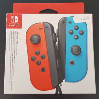 Paire Joy Con Switch Neuve