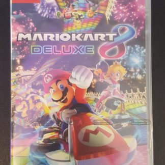 Mario Kart 8 Deluxe Switch Neuf