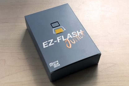 ez flash junior linker boîte